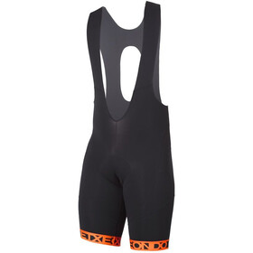Etxeondo Orhi 19 Short de cyclisme Homme, black-orange